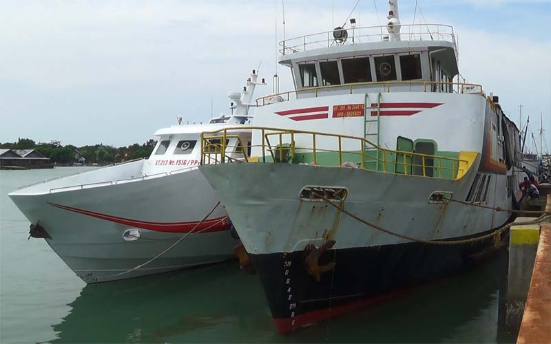 Cuaca Buruk, Kapal DBS Tak Berlayar