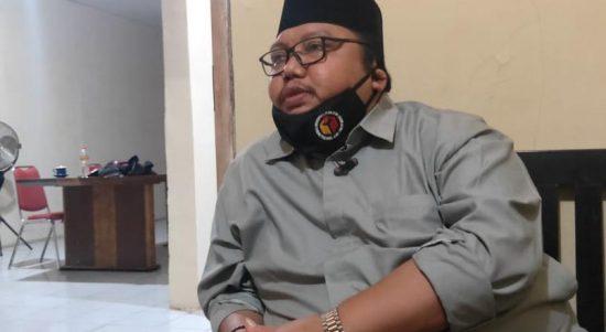 Moh. Amin, Ketua Bawaslu Jawa Timur saat Supervisi ke Bawaslu Sumenep