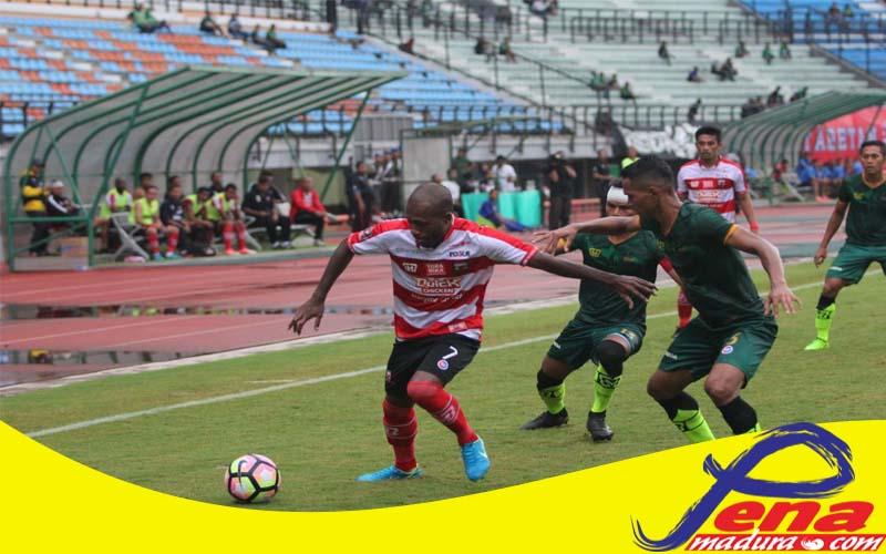 Piala Presiden, Madura United Taklukkan PS TNI 3-1